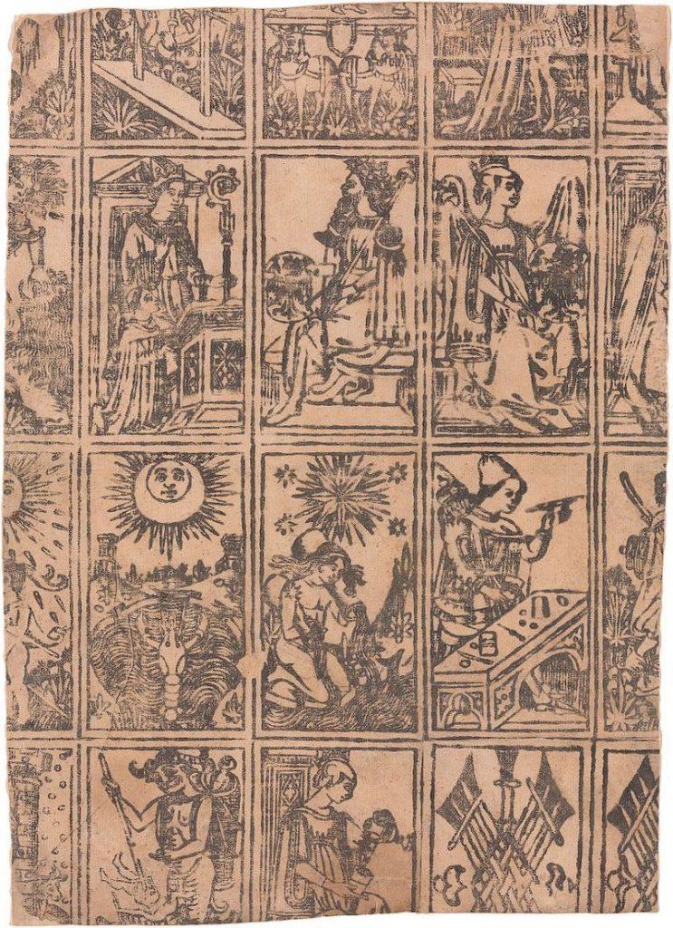 La imagen tiene un atributo ALT vacío; su nombre de archivo es Tarocchi-de-Milán-218x300.jpg